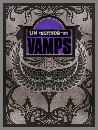 DVD「MTV Unplugged:VAMPS」【初回限定盤DVD+SHM CD】 (okmusic UP's)