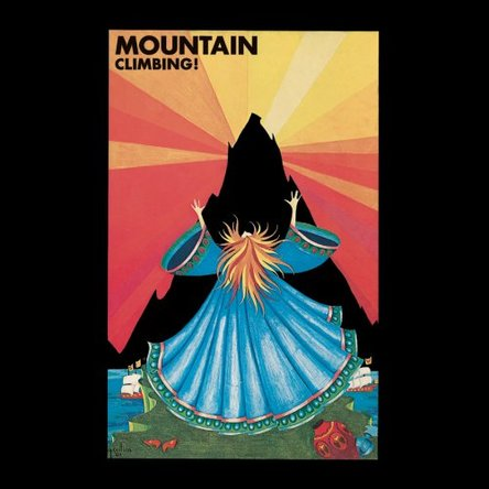 Mountain『Climbing!』のジャケット写真 (okmusic UP\'s)