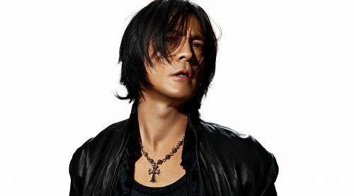 約3年9ヶ月ぶりのニューシングル発売が決定した氷室京介 (c)Listen Japan