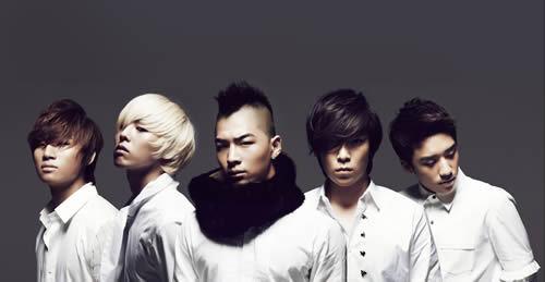 BIGBANG、8月にサマソニで来日決定 (c)Listen Japan
