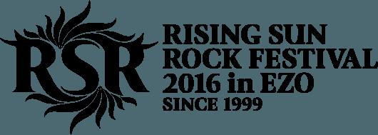『RISING SUN ROCK FESTIVAL 2016 in EZO』ロゴ (okmusic UP's)