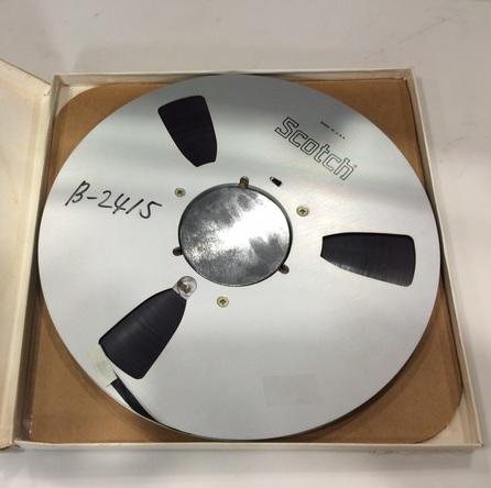「さくらの唄」マスターテープ (okmusic UP's)
