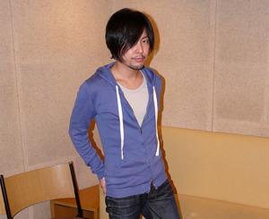 インタビューコメントを寄せて頂いた吉野裕行さん (C)フロンティアワークス