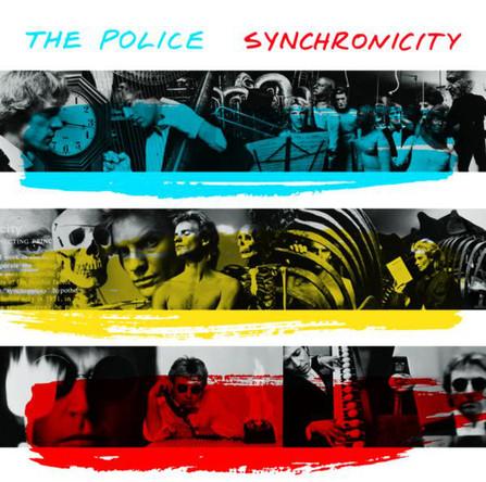 SYNCHRONICITY - ジャケット画像 (okmusic UP\'s)