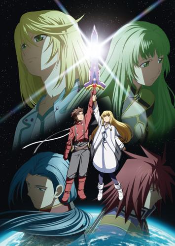 OVA「テイルズ オブ シンフォニア THE ANIMATION 世界統合編」 (C)藤島康介 (C)NBGI (C)T.O.S.製作委員会