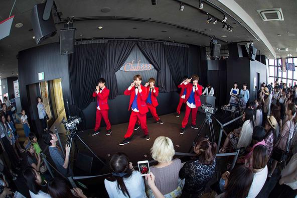 5月22日@東京タワーclub333 (okmusic UP's)