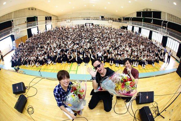 コブクロ@京都聖母学院中学校・高等学校 (okmusic UP\'s)