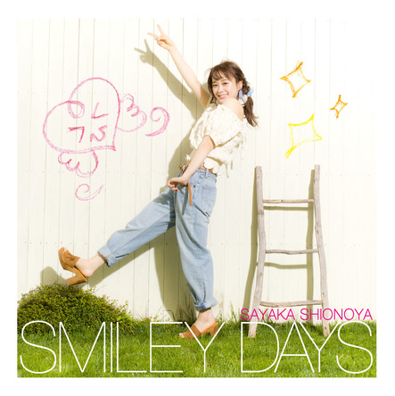 シングル「SMILEY DAYS」【初回限定盤 TYPE-A】(CD+DVD) (okmusic UP\'s)