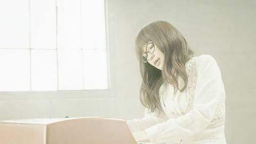 新曲「夢をつかんで」を着うたリリースした坂詰美紗子 (c)Listen Japan