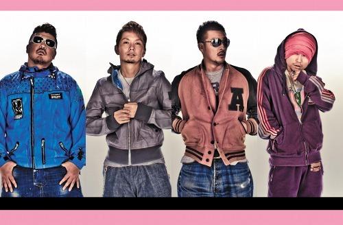 初のMIX アルバムを発売する湘南乃風 (c)Listen Japan