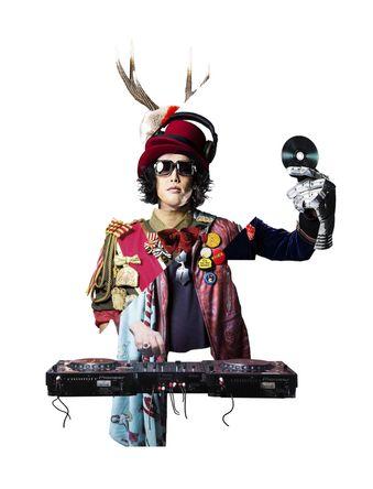 DJやついいちろう (okmusic UP's)