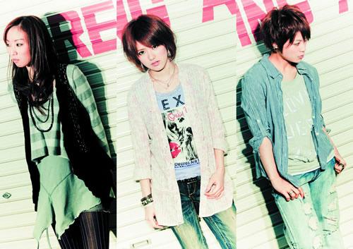 ガールズバンドを集めた初の主催イベントを開催したステレオポニー (c)Listen Japan