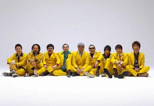 デビュー20周年の東京スカパラダイスオーケストラ (c)Listen Japan