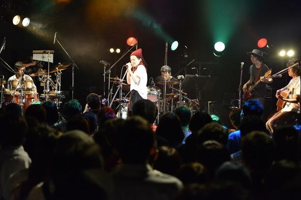 5月25日@東京・代官山UNIT (okmusic UP's)