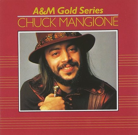 Chuck Mangione『A & M Gold Series』のジャケット写真 (okmusic UP's)