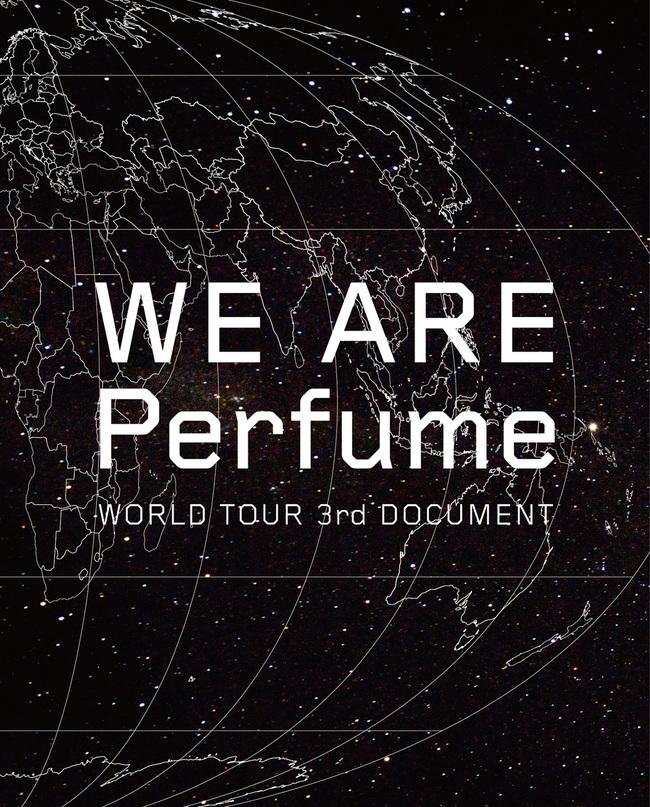 Perfume�A���h�L�������^���[�f���i�̏������ՃW���P�b�g�����J