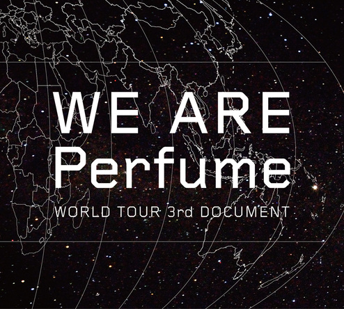 DVD『WE ARE Perfume -WORLD TOUR 3rd DOCUMENT』【初回限定盤】 (okmusic UP's)