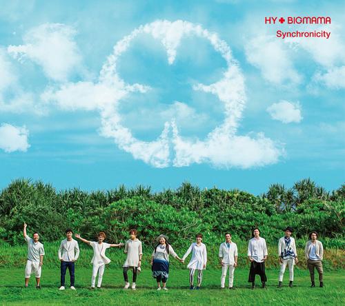 アルバム『Synchronicity』【初回盤】(CD+DVD) (okmusic UP's)
