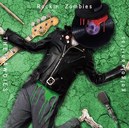 シングル「Rockin' Zombies」【通常盤】(CD) (okmusic UP's)