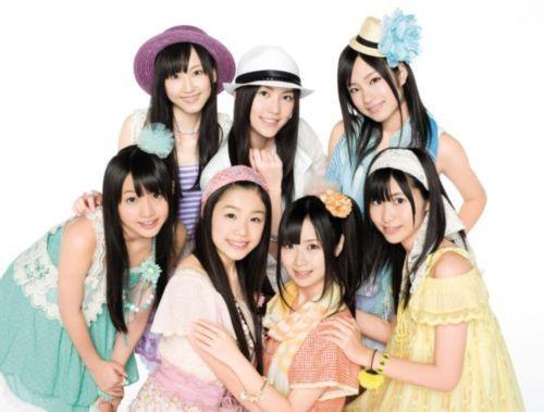 SKE48が七夕に発売する3rdシングルの選抜メンバー7名 (c)Listen Japan