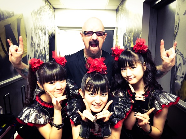 BABYMETAL × JUDAS PRIEST  ロブ・ハルフォード (okmusic UP's)