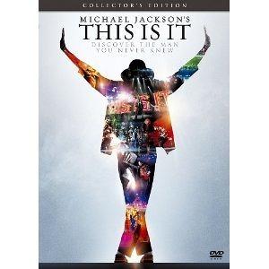 『マイケル・ジャクソン THIS IS IT』コレクターズ・エディション(DVD) (c)Listen Japan