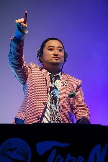 「JAPANATION(ジャパネイション)」のDJ KAYA (c)Listen Japan