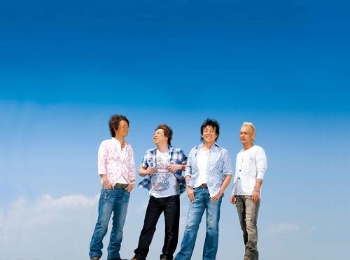 夏の代名詞TUBE、今夏ガリガリ君とコラボレーションを発表 (c)Listen Japan