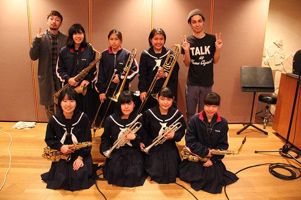 山内中学校吹奏楽部 (okmusic UP\'s)