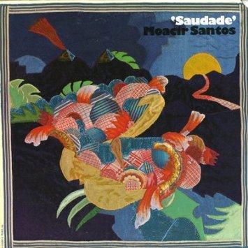 Moacir Santos『Saudade』のジャケット写真 (okmusic UP\'s)