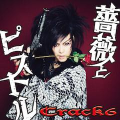 アルバム『薔薇とピストル』【ライブ会場限定盤】(CD+DVD) (okmusic UP's)