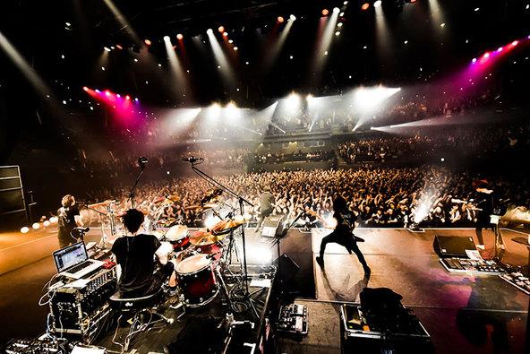 11月22日@TOKYO DOME CITY HALL (okmusic UP's)