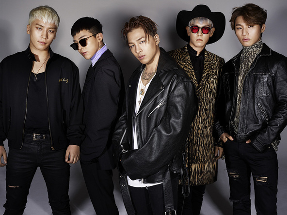 BIGBANG (okmusic UP\'s)
