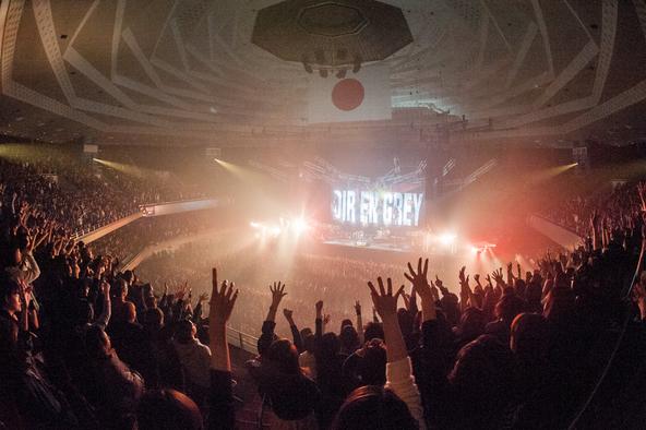2月5日@日本武道館公演 (okmusic UP's)