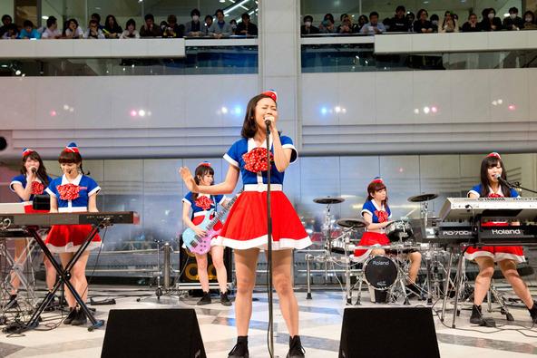 3月24日(月)@池袋サンシャイン 噴水広場 (okmusic UP\'s)