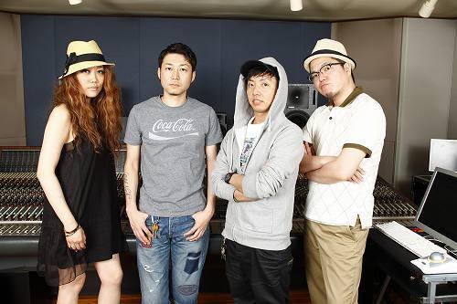 RIP SLYME、MCのRYO-Z、PES、JUJUをフィーチャリングした新曲を発表したDJ HASEBE (c)Listen Japan