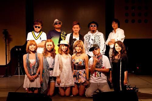 ーベル「Venus-B(ヴィーナスビー)」が、自社アーティストを一堂に集め、イベントを開催 (c)Listen Japan
