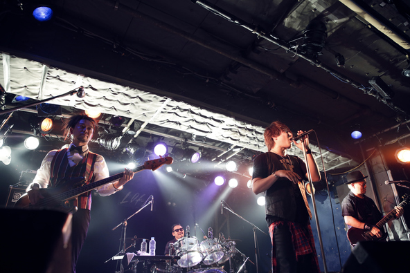 6月4日@新宿LOFT (okmusic UP\'s)