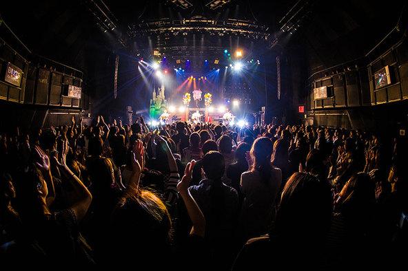 6月1日@赤坂BLITZ (okmusic UP's)