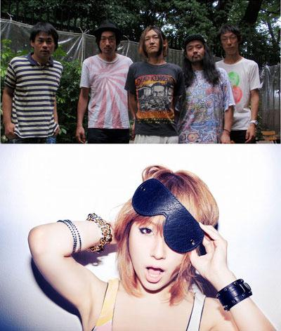 HiGEがIMALUに楽曲提供 (c)Listen Japan