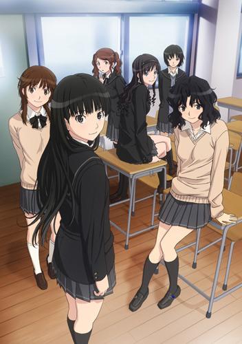 オムニバス形式で描かれるTVアニメ「アマガミSS」 (C)ENTERBRAIN, INC./アマガミSS製作委員会