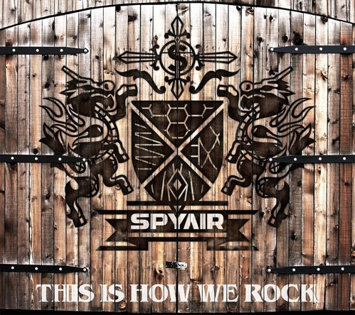 シングル「THIS IS HOW WE ROCK」【初回生産限定盤】(CD+DVD) (okmusic UP's)