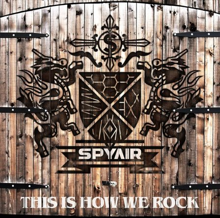 シングル「THIS IS HOW WE ROCK」【通常盤】(CD) (okmusic UP's)