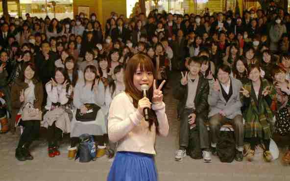 3月25日@東京ドームシティ ラクーアガーデンステージ (okmusic UP\'s)