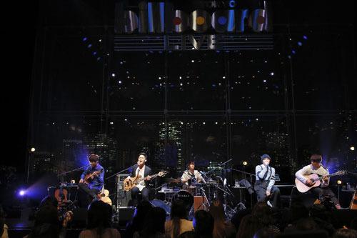 FTISLAND@「MTV Unplugged」 (okmusic UP\'s)