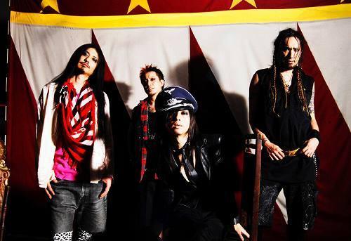 アルバム『THE 7 DEADLY SINS』を発表したサッズ (c)Listen Japan