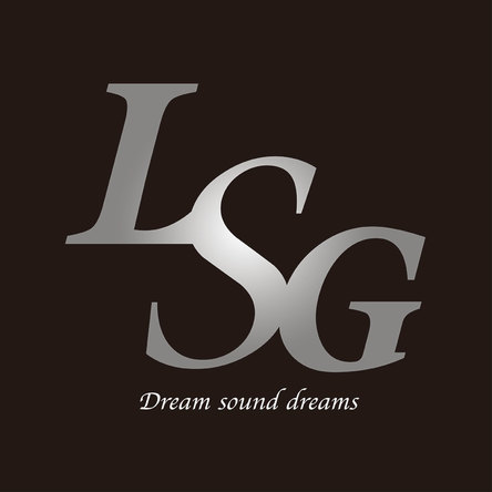 『LSG』ロゴ (okmusic UP's)