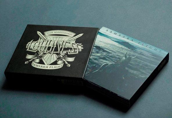 初回盤スリーブケース立体画像 (okmusic UP\'s)