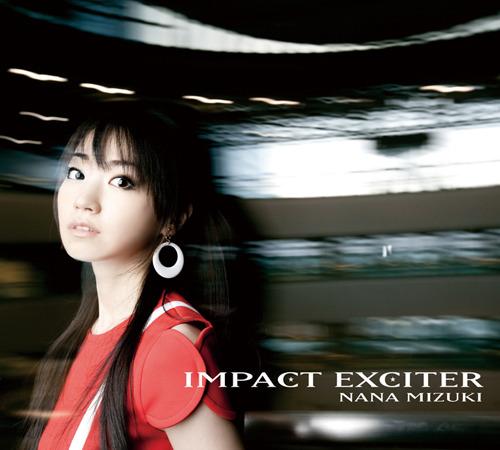 初登場2位を記録した水樹奈々『IMPACT EXCITER』の初回限定盤ジャケット画像 (c)ListenJapan