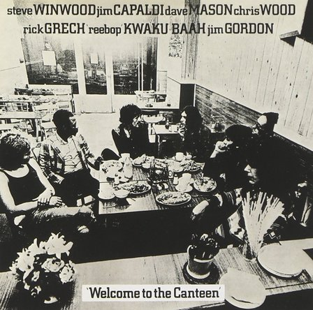 『WELCOME TO THE CANTEEN』('71)/Traffic (okmusic UP's)